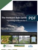 Vermont Rain Garden Manual