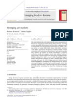 Emerging Art Market