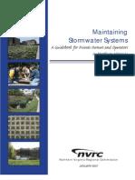 Maintaining Stormwater Systems (Rain Gardens) - Northern Virginia