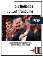 Francois Hollande - L'effort Tranquille