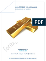 Forex Gold Trader v.1.0 Manual (English)