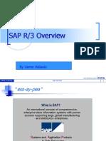 SAP R3 Overview