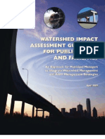 Watershed Impact - for Public Lands
