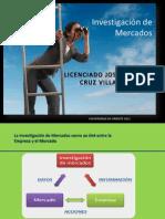 INVESTIGACIÓN DE MERCADO PROCESO
