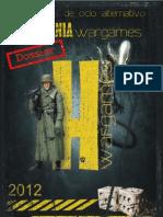 Dossier II Jornadas de Ocio Alternativo HISPANIA wargames 2012