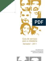 Guia de serviços para a cidadania (Salvador-BA)