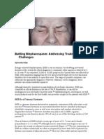 Battling Blepharospasm