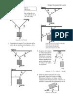 Tema2-Problemas Equilibrio de Una Particula