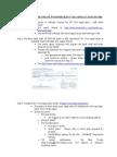 Visa Application Guideline