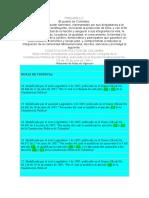 Constitución Política de Colombia Comentada 2008