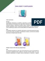 Sistema Oseo y Control de Peso