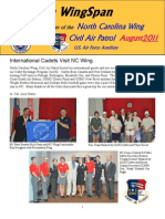 North Carolina Wing - Aug 2011