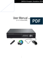 User Manual Mercury
