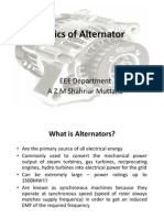 01- Basics of Alternator
