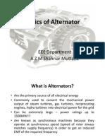 01- Basics of Alternator