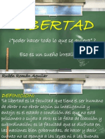 Libertad Exposicion