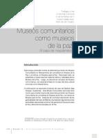 REV 16 Pp 128-140 Museos Comunitarios