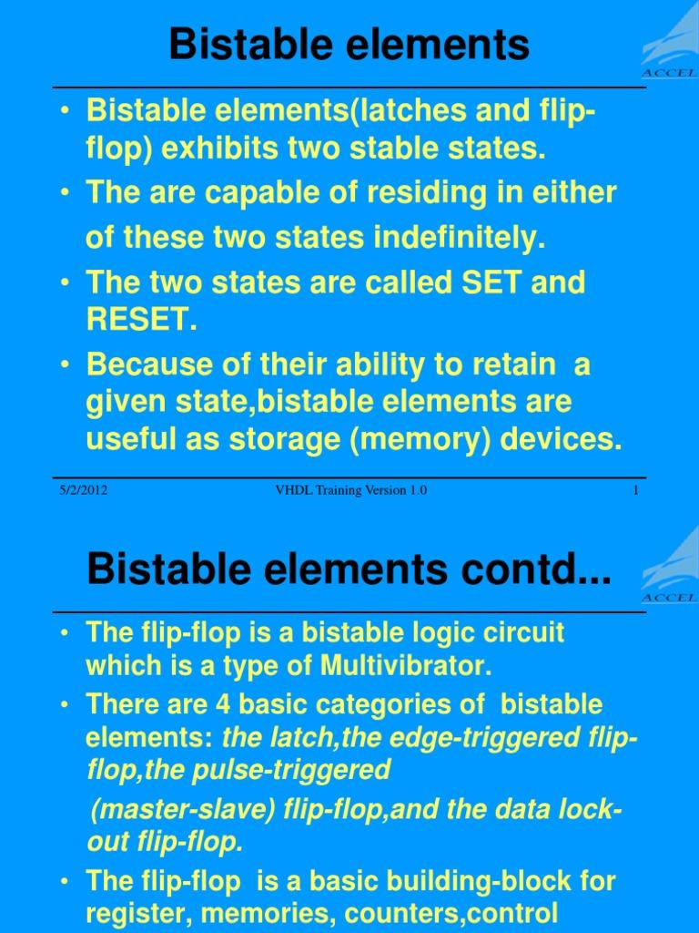 Flip Flops Electronic Circuits Design How To Build Set Reset Flop