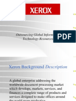 IT Management - Xerox case study