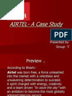 Airtel- A Case Study