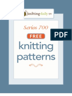700 KDTV Knitting Patterns