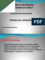 2. TEORÍAS DEL APRENDIZAJE