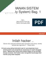 Bab 3 Materi Kuliah USU TI Sistem Database