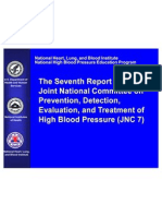 Hypertension guideline