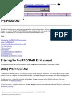 Pro Program