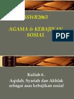 Akidah+Syariah+Akhlak