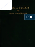 Walter Everette Hawkins--Chords and Discords (1909)