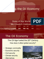 Changing the Oil Economy