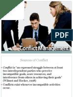 Conflict Management_SANT SAROVAR