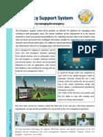 ESS POC Brochure