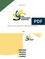SEA CONTAINER SHIPPING ROMANIA Presentation