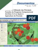 Manual de Utilização do ArcView 3.2 na Agricultura de Precisão
