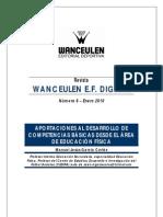 APORTACIONES AL DESARROLLO DECOMPETENCIAS BÁSICAS DESDE EL ÁREADE EDUCACIÓN FÍSICA