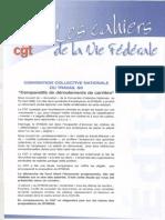 Cahiers de La Vie Federale No 54 SPECIAL CC66