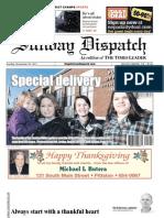 The Pittston Dispatch 11-20-2011