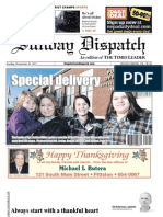 The Pittston Dispatch 11-20-2011