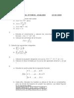 Examen 13 Mayo
