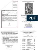 Bulletin 2011-11-20A