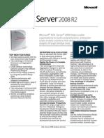 SQL Server 2008 R2 Analysis Services Datasheet