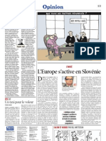 22 2008 January 23 - Tribune de Genève