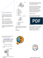 Leaflets Influenza (e)