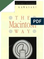 Guy Kawasaki -The Macintosh Way