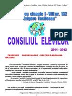 Regulament CSE 2011-2012 Pentru Elevi