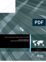 International Education Guide_Assessment of Education From the Philippines