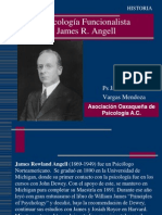 James r Angell