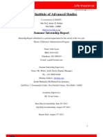 Kotak Internship Project Report